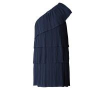 Kleid aus Chiffon im Stufen-Look Modell 'Hilla'