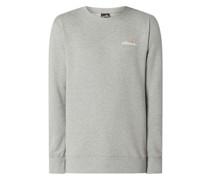Sweatshirt mit Logo-Print Modell 'Brufa'