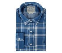 Custom Fit Freizeithemd aus Baumwolle