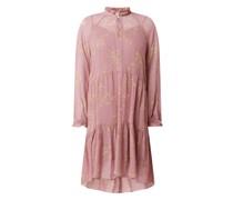 Kleid aus Viskose Modell 'Mories'
