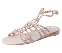 Sandalen mit Ziersteinen