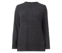 PLUS SIZE - Pullover mit Effektgarn