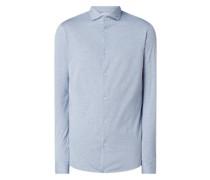 Regular Fit Business-Hemd aus Baumwolle Modell 'Clark'