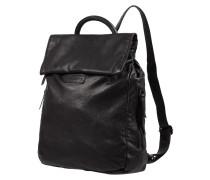 Rucksack mit Perforation und Überschlag