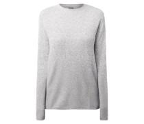 Pullover mit Farbverlauf und Effektgarn