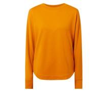 Sweatshirt aus Bio-Baumwolle Modell 'Helaa'