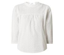 Blusenshirt aus Baumwolle Modell 'Inja'