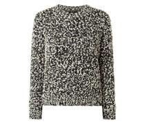 Pullover aus Bouclé Modell 'Tiffette'