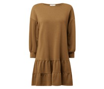 Kleid mit Volantsaum Modell 'Rodri'