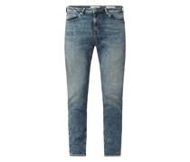 Regular Fit Jeans mit Stretch-Anteil Modell 'Drake'
