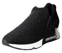 Slip-On Sneaker 'Lifting' mit Ziersteinen