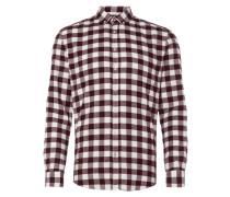 Tailored Fit Freizeithemd mit Vichy Karo