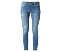 Used Look Slim Fit Jeans
