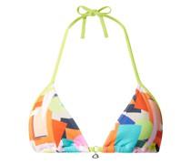 Bikini-Oberteil in Triangel-Form Modell 'Kaleo Geomi'