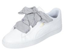 Sneaker 'Basket Heart' mit breiten Schnürsenkeln