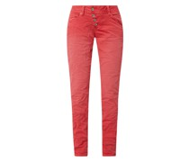 Slim Fit Jeans mit Stretch-Anteil Modell 'Malibu'