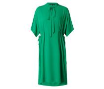 Kleid mit seitlichen Tunnelzügen an der Taille