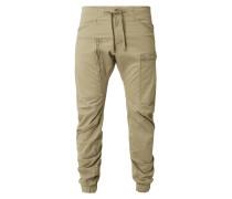 Tapered Fit Hose mit Reißverschlusstaschen