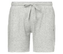 Shorts im Doubleface - meliert