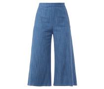 Jeans mit seitlichem Reißverschluss