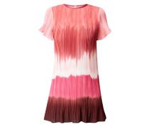 Kleid aus Chiffon mit Farbverlauf