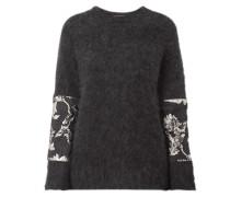 Pullover aus Mohairmischung