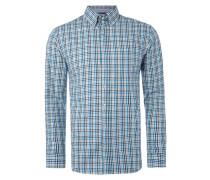 Regular Fit Freizeithemd aus Superior Cotton