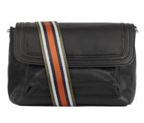 Crossbody Bag aus Leder Modell 'Sheen Sofia'