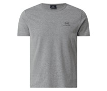 Regular Fit T-Shirt aus Baumwolle