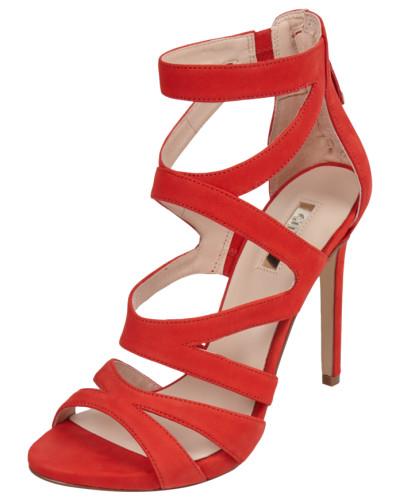 guess damen high heels mit riemen reduziert. Black Bedroom Furniture Sets. Home Design Ideas