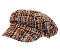 Baker Boy Hat aus Bouclé