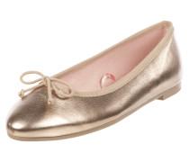 Ballerinas aus echtem Leder