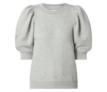 Sweatshirt mit Viskose-Anteil Modell 'Dawni'