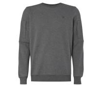 Sweatshirt mit zwei Ärmeltaschen