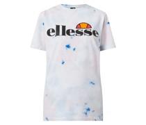 T-Shirt in Batik-Optik Modell 'Albany'