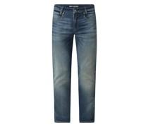 Modern Fit Jeans mit Stretch-Anteil