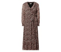 Wickelkleid aus Chiffon Modell 'Dainty'