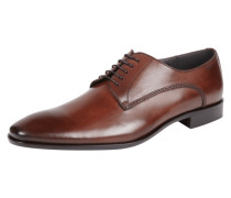 Oxfords aus Leder