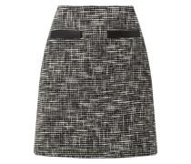 Minirock aus Baumwollmischung