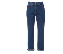 Rinsed Washed Slim Fit Jeans