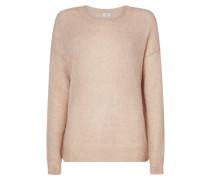Pullover mit Mohair- und Woll-Anteil