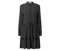 Kleid mit Millefleurs Modell 'Nana'