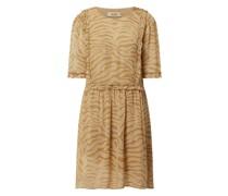 Kleid aus Viskose Modell 'Malise'