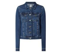 Jeansjacke mit Stretch-Anteil Modell 'Westa'