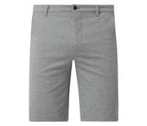 Chino-Shorts mit Viskose-Anteil Modell 'Barro'