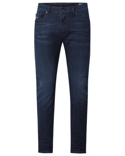 Slim Fit Jeans mit Stretch-Anteil Modell 'Luster'