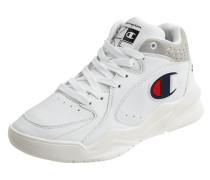 Sneaker in Leder-Optik Modell 'Zone Mid'