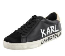 Sneaker aus Leder Modell 'Skool'