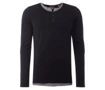 Serafino-Shirt im 2-in-1-Look