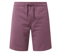 Sweatshorts im Washed Out Look Modell 'Champlin'
